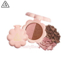 3CE Duo Shadow 3.2g [LOVE 3CE Collection],3CE,Beauty Box Korea
